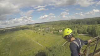 7 августа Прыжки с веревкой в Миснке, 11(, 2016-08-11T02:46:09.000Z)