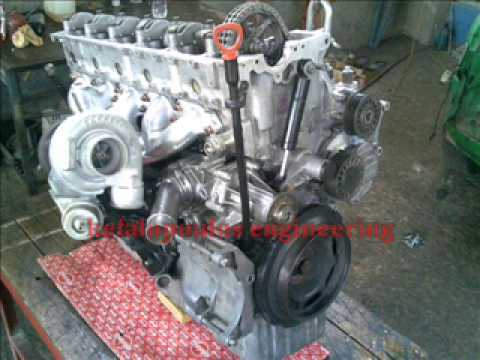 Mercedes sprinter engine rebuilt by kefalopoulos for Mercedes benz rebuilt engines