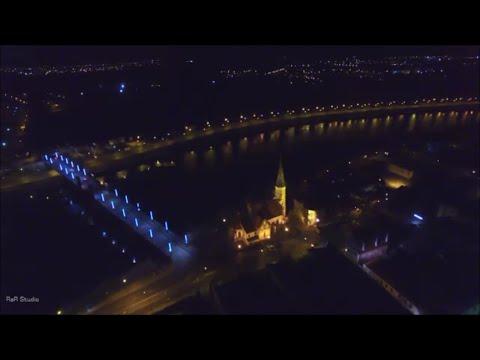 Kaunas: Old town. Day-Night
