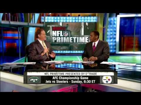 AFC Championship Preview - 2010 NFL Season