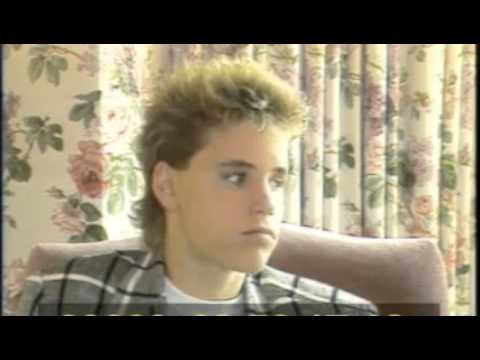 Corey Haim talks about the Lost Boys
