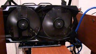 Sapphire Pulse Rx560 4 Гб (Хайникс) на эфире, монеро, эфир зеро и зикэш. Тест видеокарты в майнинге