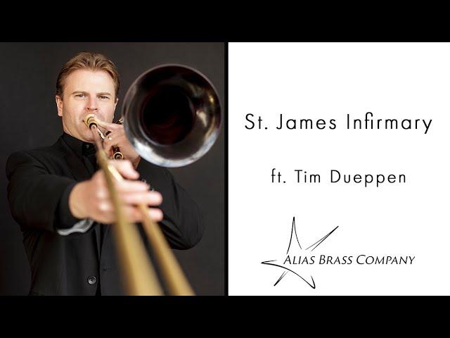 St. James Infirmary   Alias Brass Company #brass #blues #trombone