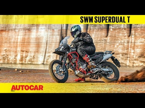 SWM Superdual T | First Ride Review | Autocar India