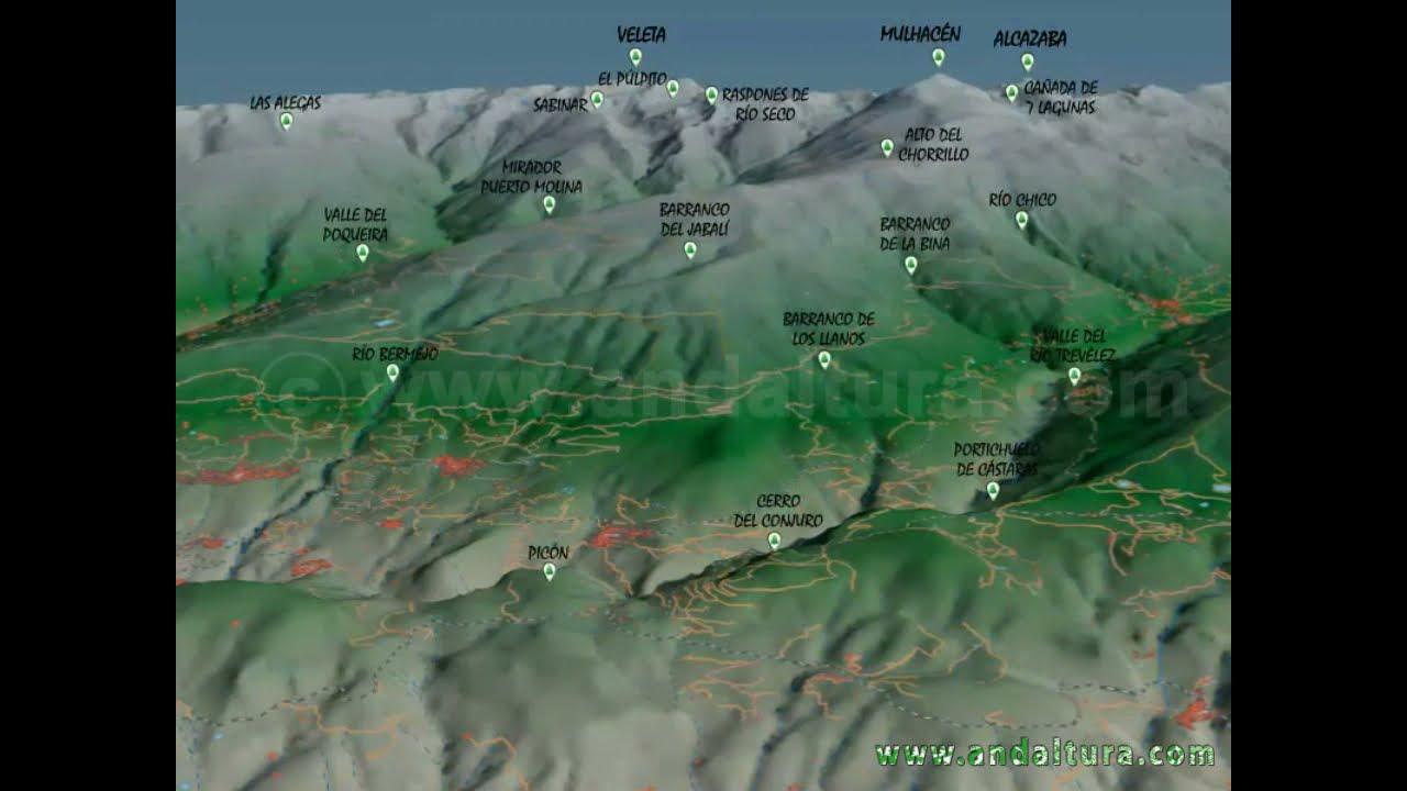 Ruta Medieval por la Alpujarra - PR A299 -