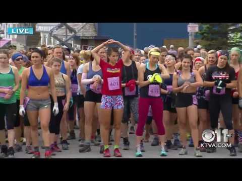 2017 Mount Marathon - Women's Race