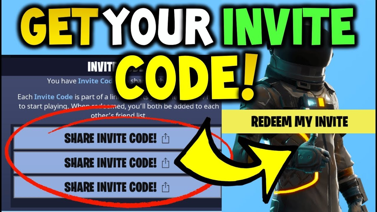 when are the fortnite mobile codes being sent out