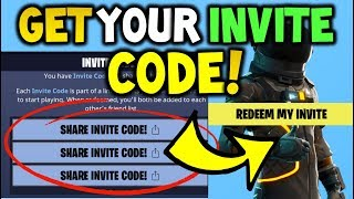 How to get Your HANDS on FORTNITE *MOBILE CODES* SUPER FAST! - *GIVEAWAY + MORE* Battle Royale