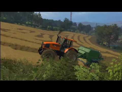 farming simulator [la ferme de l'allemagne ] ep 1
