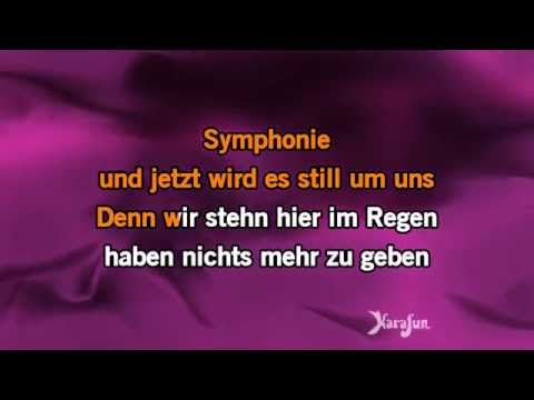 Karaoke Symphonie - Silbermond *