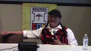 Indigenous Comic Con 2017 - Isleta Resort & Casino | Eugene Brave Rock Clip 3