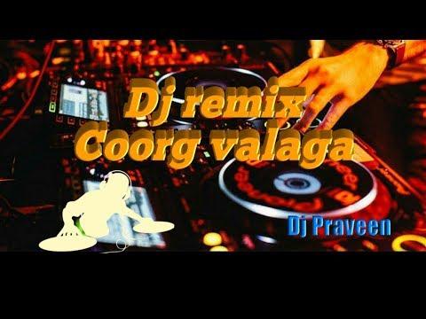 COORG KODAVA VALAGA REMIX DJ |DJ Praveen billav