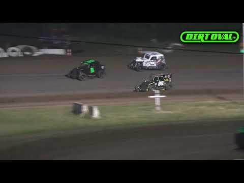 6 8 19 Cottage Grove Speedway Dwarf Car Highlights