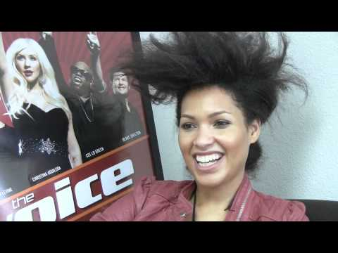 Erin Martin erin martin - 'the voice' backstage interview - (04/05/12) - youtube