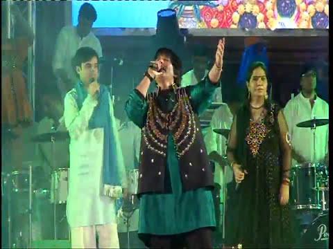 Dammar Vagya  |  Aarasur Game  |  Falguni Pathak Gujarati Garba