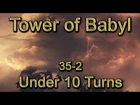 Download Granblue Fantasy - Tower of Babyl 35-2 Under 10 Turn Clear (Magna)