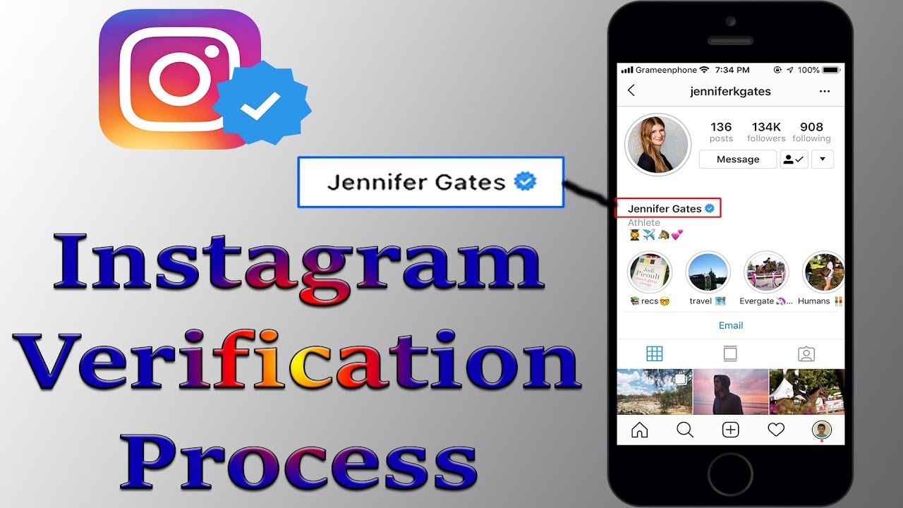 How to Get Instagram Verified Account | Instagram Trick | Daw Tech BD