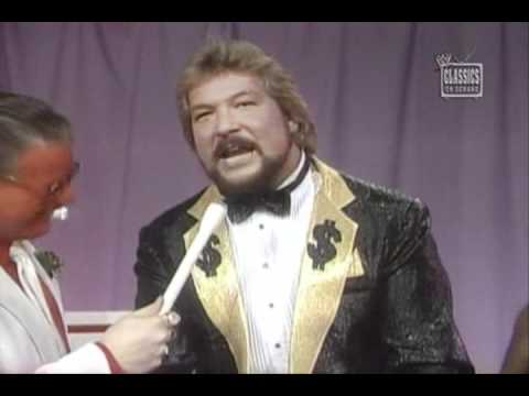 Debut Of The Million Dollar Championship Belt