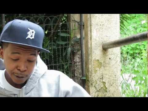 """Beazy D. Beast """"OMF"""" Freestyle"""