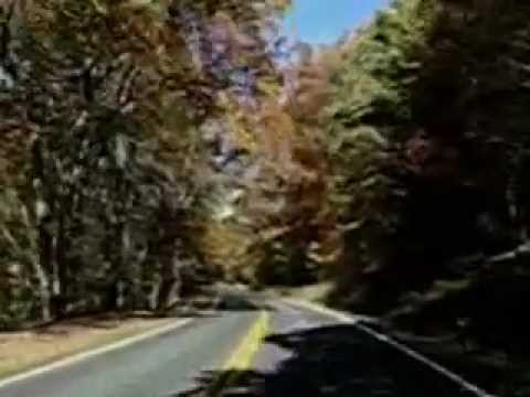 Skyline Drive during autumn (Oct. 2012)