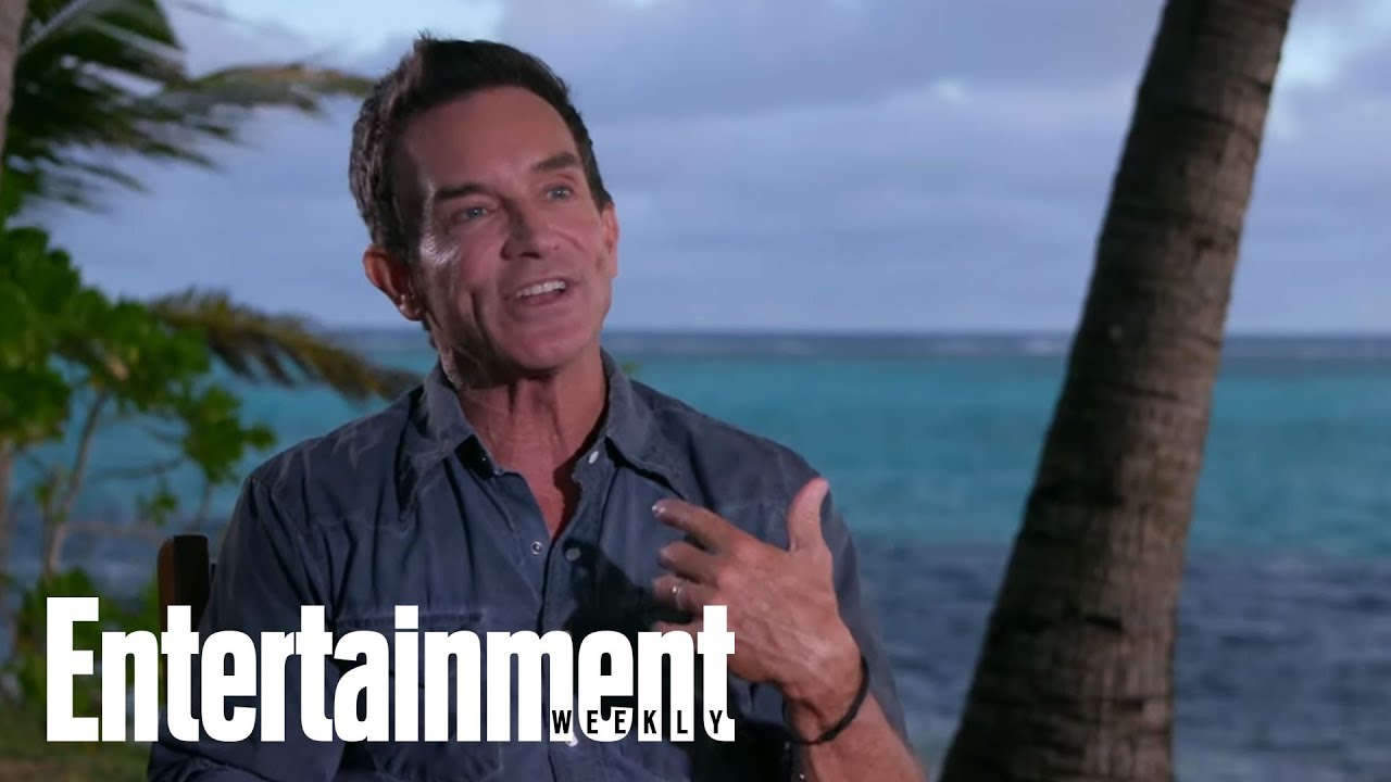 'Survivor: Winners At War' - Jeff Probst On This Season's $2 Million Prize