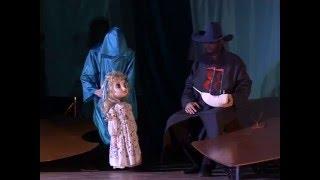 Театр актера и куклы «Гонг» представляет «Алые паруса».