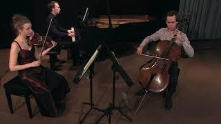 Mendelssohn: Piano trio in d minor, op.49 (Trio Aries)