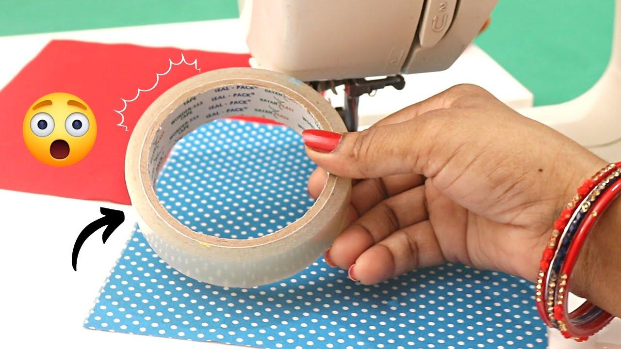 5 सिलाई की ट्रिक्स जो आप की हेल्प करेंगे #SewingHacks