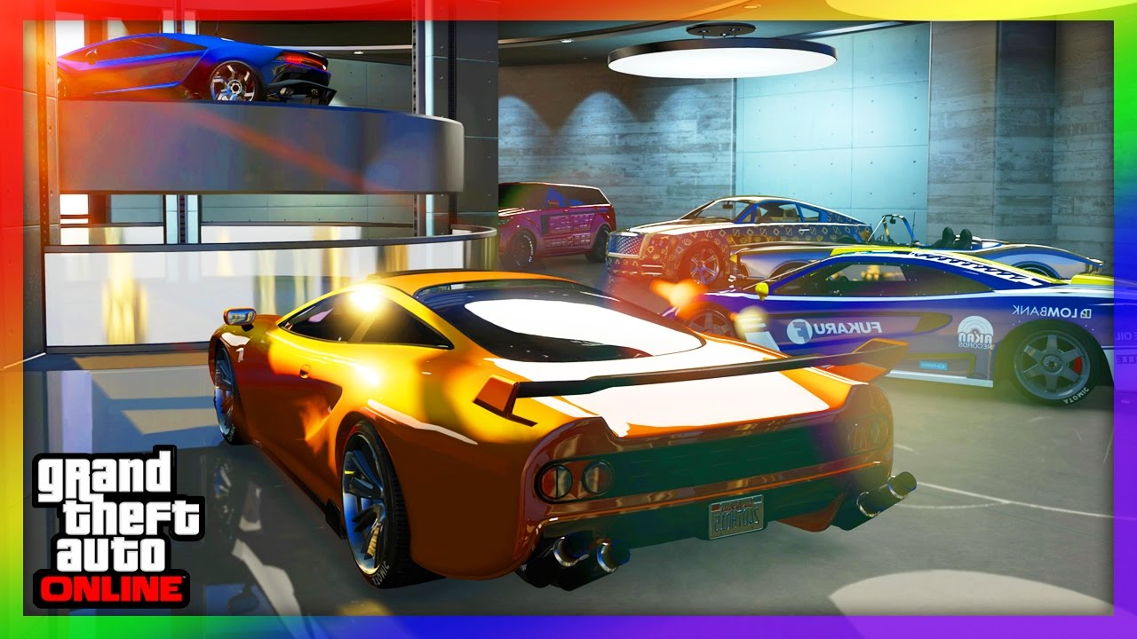 gta 5 online 60 auto garage import export update