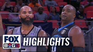 Ghost Ballers vs Power | BIG3 HIGHLIGHTS
