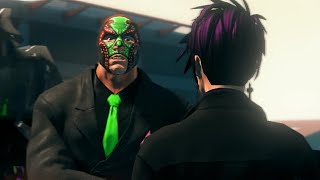 Saints Row the Third Ending: Killbane dies, Shaundi dies