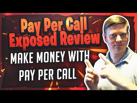 Pay Per Call Exposed Review - Make Money Online As a Pay Per Call Affiliate