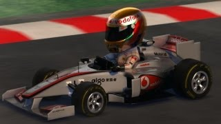 First 30 Minutes: F1 Race Stars [XBOX360/PS3/PC]