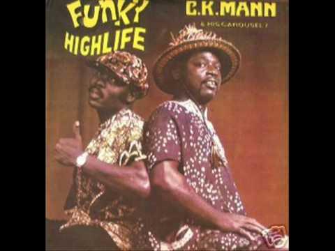 CK Mann Carousel 7-Funky Hilife
