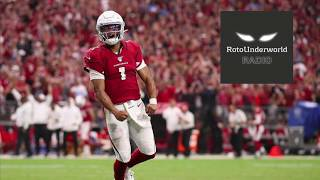 Kyler Murray was the clear 1.01 in 2QB & SuperFlex dynasty league rookie drafts