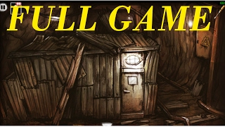 Abandoned Mine Escape Room Entrance to the mine Full Game
