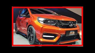 This Tiny Honda Hot Hatch Concept Is The Definition Of Forbidden Fruit By J.news