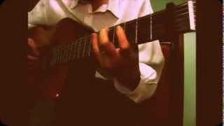 Tình nồng (Strong Love) ~ fingerstyle guitar