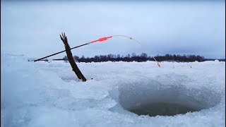 Зимняя рыбалка 2019.Первая весенняя плотва.Ловля плотвы зимой.Рыбалка 2019.Рыбалка на Уводьстрое.