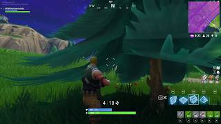 Fortnite Battle Royale: [BUG] Can't move