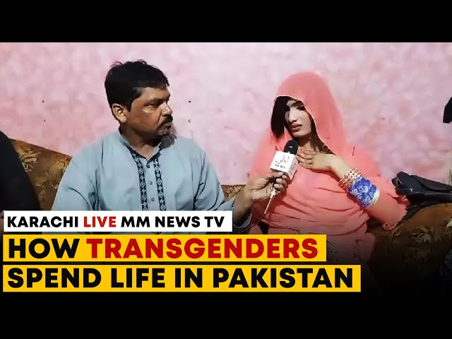 How Transgenders Spend Life In Pakistan