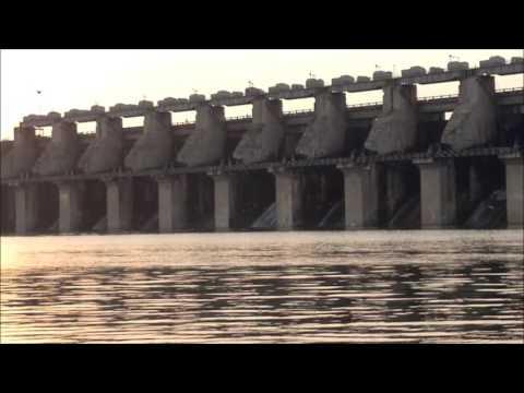Singur Dam, Manjeera River, Nokia N-8