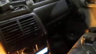 замена торпеды на ВАЗ 2111 ЧАСТЬ 1 как вскрыть противоугонный замок зажигания