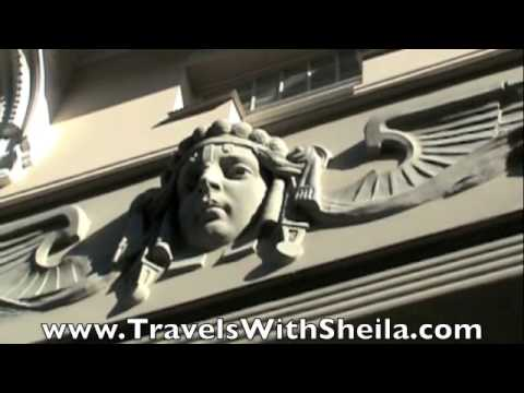 Call It Art Deco or Art Nouveau, Riga Has Amazing Architecture