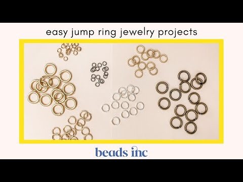All About Jump Rings and Easy Jump Ring Jewelry Projects