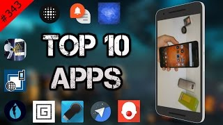 #343 Top 10 Best APPS - New May 2016