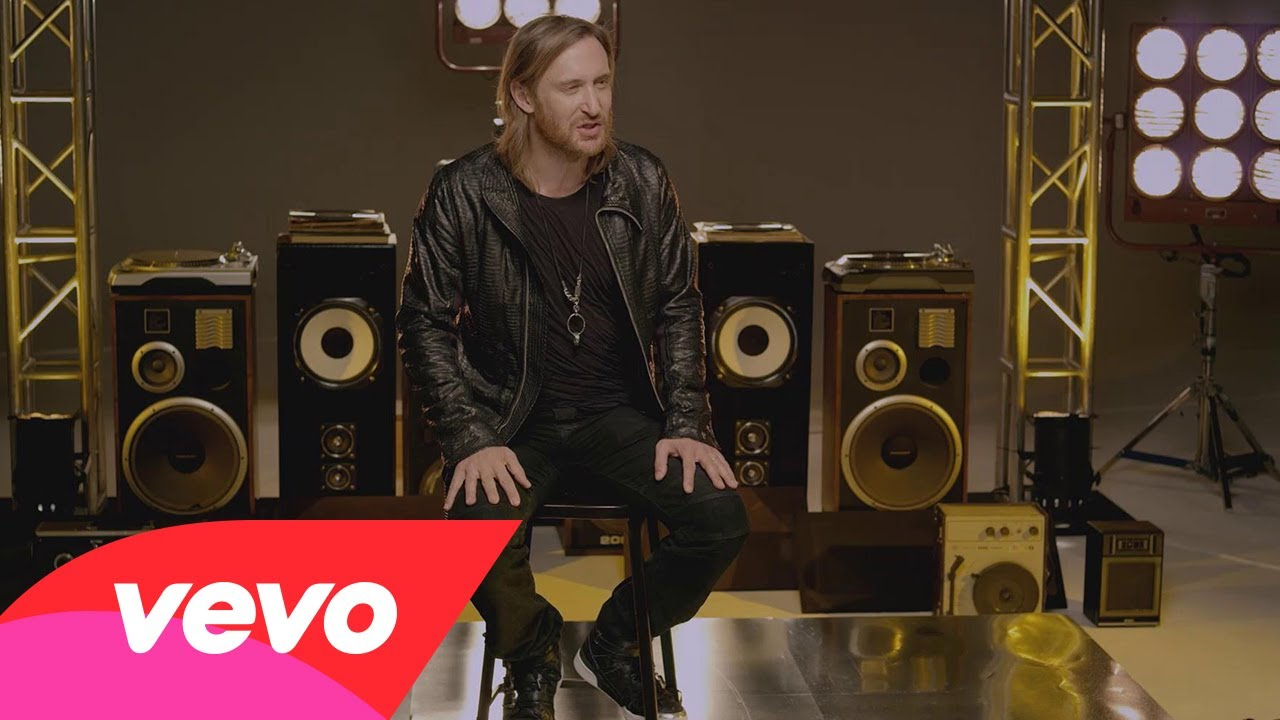 #VEVOCertified, Pt. 2: David Guetta On DJ History