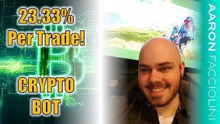 Download Video 🤑 My Week 1 Crypto Trading Bot Results - 7.7% Per Day!? | Bitcoin Trading Bot MP3 3GP MP4