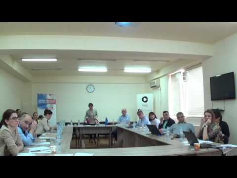 DCFTA Working Group - Food Safety  (Safety of Cheese Production) 18.06.2016 (Part II)