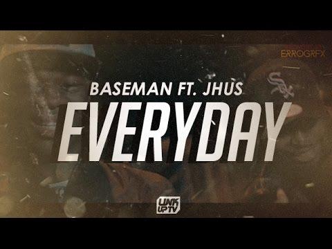 Baseman x J Hus - Everyday (prod. @Joat_production) | @1baseman @JHusMusic | Link Up TV